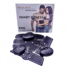 Тренажер-бабочка для мышц Smart Fitness EMS Fit Boot Toning