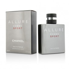 Мужская парфюмированная вода  Chanel Allure Homme Sport Eau Extreme
