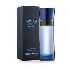 Мужская парфюмированная вода Giorgio Armani Armani Code Colonia 110 мл.