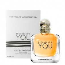 Armani Emporio Armani Because It's You EDT TESTER 100ml женский