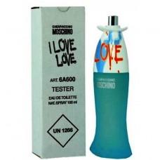 Moschino I Love Love 100 мл TESTER женский