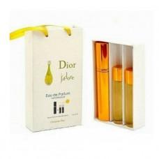 Парфюмированная вода с феромонами J'Adore Dior 3х15 мл.