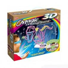 Доска для рисования 3D Magic Drawing Board (Динозавры)
