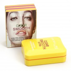 Пудра Maybelline clear smooth extra
