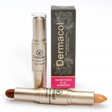 Консилер -стик 2 в 1 Dermacol Highlight and Contour Waterproof SPF 30