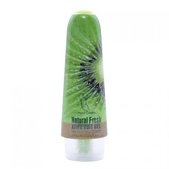 Крем для рук фруктовый  NATURAL FRESH Kiwifruitl