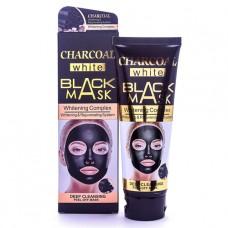 Черная маска для лица Wokali Charcoal