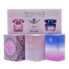 Женский подарочный набор Versace Bright Crystal