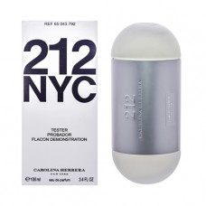 Carolina Herrera 212 NYC 100 ml TESTER женский