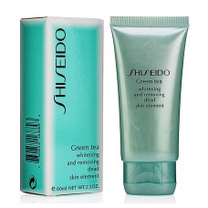 Пилинг Shiseido Green Tea