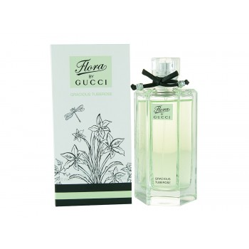 Женская туалетная вода Gucci by Flora Gracious Tuberose (Гуччи бай Флора Тубероуз) 100ml