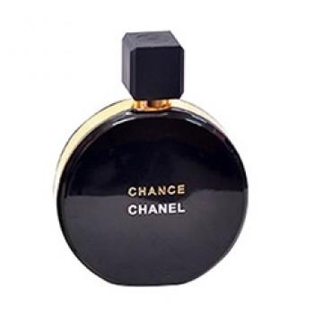 Женская парфюмированная вода Chanel Chance 100ml (черные)