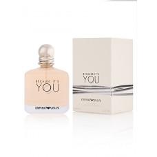 Женская парфюмированная вода Giorgio Armani Emporio Armani Because It`s You 100 ml