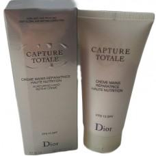 Крем для рук Dior Capture Totale