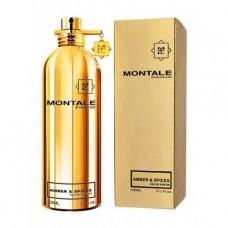 Парфюмированная вода Montale Amber & Spices 100ml унисекс