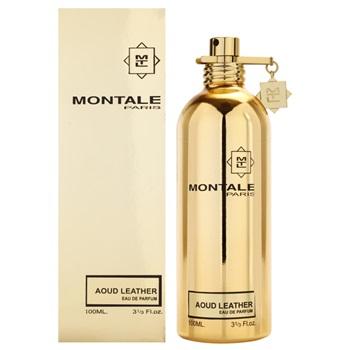 Парфюмированная вода Montale Aoud Leather 100ml унисекс