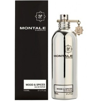 Парфюмированная вода Montale Wood and Spices 100ml унисекс