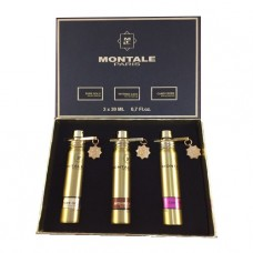 "Набор Montale ""Pure Gold + Intense Cafe + Candy Rose"" 3x20ml"