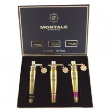 "Набор Montale ""Starry Night + Intense Roses Musk + Roses Musk"" 3x20ml"