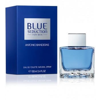 Мужская туалетная вода Antonio Banderas Blue Seduction for Men (Блю Седишен фо Мен)