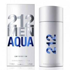 Мужская туалетная вода Carolina Herrera 212 Men Aqua Limited Edition 100 мл.