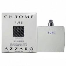 Azzaro Chrome Pure 100 мл TESTER мужской