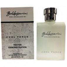 Baldessarini Cool Force 90 мл TESTER мужской