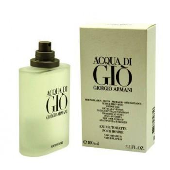 Giorgio Armani Acqua di Gio pour homme 100 ml TESTER мужской
