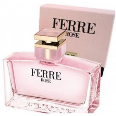 Женская парфюмерная вода FERRE Rose (Ферре Роуз)