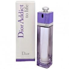 Женская парфюмированная вода Dior Addict To Life (Диор Эдикт Ту Лайф)