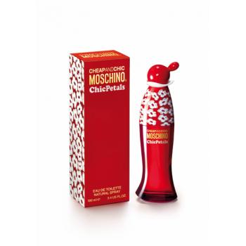 Женская парфюмированная вода Moschino Cheap & Chic Chic Petals (Москино Чип энд Чик Петалс)