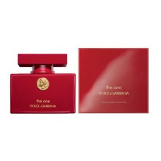 Женская парфюмерная вода The One Collector's Edition Dolce&Gabbana (Зе Ван Коллекторс Едишин Дольче Габана) 75 ml