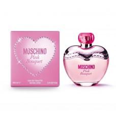 Женская туалетная вода Moschino Pink Bouquet (Москино Пинк Букет)