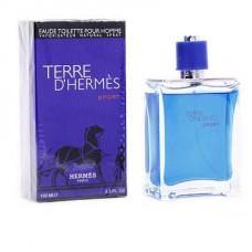 Мужская туалетная вода Terre d`Hermes Sport (Тер Гермес Спорт)