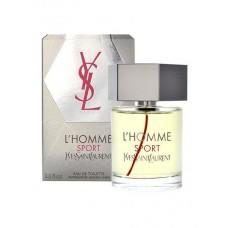 Мужская туалетная вода Yves Saint Laurent L`Homme Sport (Ивс Сейнт Лаурент Л'Хом Спорт)