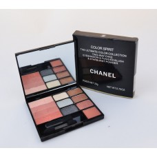Chanel Набор тени+румяна ( поштучно)