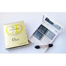 Dior Тени 4 цвета