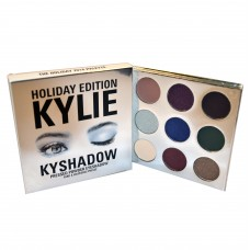 Набор теней Kylie The Holiday 2016 Palette (9 цветов)