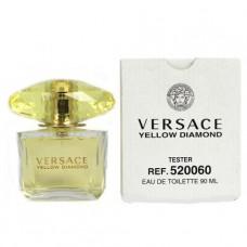 TESTER женский Versace Yellow Diamond 90 мл.