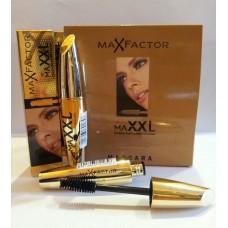 Тушь для ресниц Max Factor МаXXL Extend Lengthening Mascara Gold тушь для ресниц  (пушистая щеточка)
