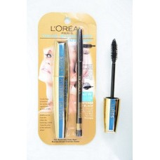 Тушь Loreal Million lashes+карандаш